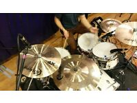 Drum Lessons Available - Plymouth Area