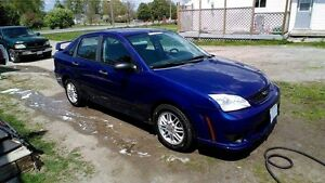 2006 ford focus , trade for 84 and up daytona turbo