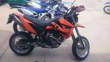 KTM 640LC4 SM Mount Louisa Townsville City Preview