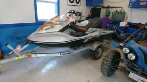 2008 Seadoo RXT X 255 - 3 Seater - Only 98 hours! Like New