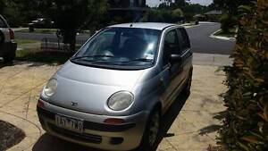2002 Daewoo Matiz Hatchback Nillumbik Area Preview