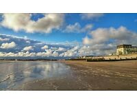 Special Offer £99 3 nights Fri 29th Sep - 2 Bed Caravan for Hire on Tywyn Beach - Other dates free