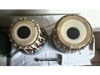 INDIAN TABLA DRUMS FOR SALE