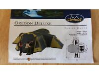 Oregon delux family tent 8 berth