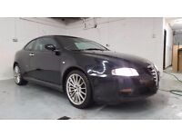 2005 ALFA ROMEO GT JTD BLACK 12 MONTHS MOT LOVELY EXAMPLE DIESEL 6 SPEED