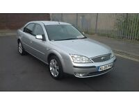 Ford Mondeo Ghia X - 2.2 Tdci - 6 Speed Manual. 2005 FSH - Massive Spec! 6 MONTHS WARRANTY!