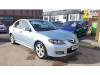 """STUNNING"" MAZDA 3 2.0 SPORT (2006) - SALOON - CLEAN CONDITION - LONG MOT - 2 KEYS - HPI CLEAR!"