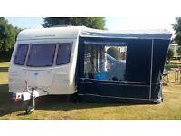 Hypercamp 780-805 caravan awning