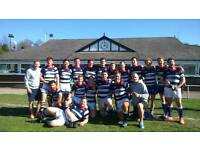 Recruiting Players for Actonians RFC