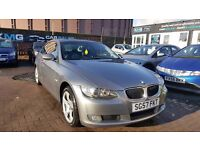 """""""STUNNING"""" BMW 3 Series Coupe 170 BHP (2007) - Low mileage - 12 Months MOT - F.S.H - HPI clear!"""
