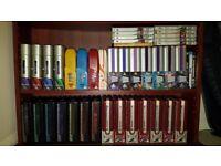 STAR TREK ENTIRE DVD COLLECTION: TOS, TAS, TNG, DS9, VOY, ENT & FILMS BOXSETS