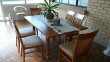 100% Wood Dining Table - Great conditions Mount Gravatt Brisbane South East Preview