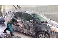 Hand Car wash
