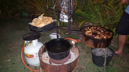 Fire Pits and BBQ Grills & Hot Plate