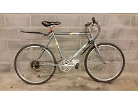 FULLY SERVICED HYBRID OLD SCHOOL PEUGEOT BICYCLE