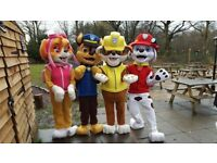 Childrens Party Entertainers Face-painting, Mascots, DJ, Games & Prizes, Manchester, Cheshire
