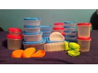 20pc storage set