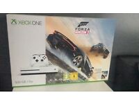 X box one for sale brand new with horizon
