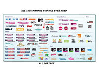 WHY PAY FOR SATELLITE TV, FOR ALL THE LATEST MOVIES, TV SHOWS, BOXSETS, SPORTS INCLUDING 3PM, KIDS