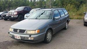 1995 Volkswagen Passat GLS  DIESEL $1000 TAX IN !!