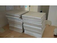 Lovely wall tiles - kitchen or bathroom - from Topps Tiles, 2.3 sq metres, pristine condition
