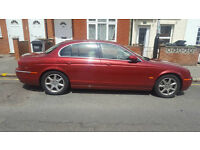 S-Type Jaguar. Great condition. LOW Milage