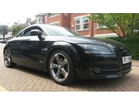 *Audi TT 2.0 TFSI Turbo 2007 Model *BOSE Sound System* Red Leather Interior*