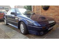 TOYOTA MR2 MK1 4age aw11 2 seater sports 16 valve Classic