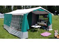 Conway Ascot deluxe trailer tent