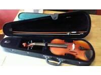 2 x violins