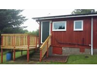 Luxury lodge with hot tub on edge of Kielder Forest ***special offer***