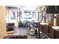 Barber shop sale Aberdeen
