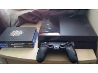 PS4 + Controller + GTA V + Sleeping dogs definitive edition + fifa 14