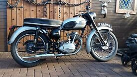 CLASSIC 1959 TRIUMPH T20 TIGER CUB