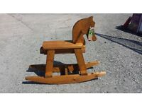 ++ half price ++ kids rocking horse toys see saw NOW ONLY £75