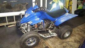 Hsun 400cc 2009 road reg