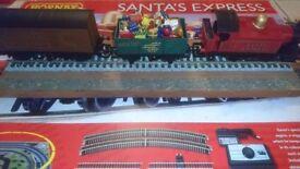 Santas Express Train Set
