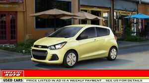 2017 Chevrolet Spark $15,595*or $61.17 weekly on the road  LT