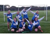 Cefn Cribwr Ladies Football Team JOIN NOW!!!!!