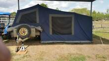 Camel Group Off Road Beachcomber Camper Trailer 2005 West Rockhampton Rockhampton City Preview