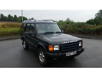 landrover discovery td5 7 seater with mot till June 2019 £1500 no offers
