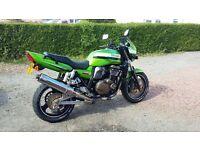 Kawasaki ZRX 1200R Motorcycle