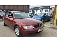 """TRADE IN TO CLEAR"" VOLKSWAGEN PASSAT SE 1.9 TDI (1997) - SALOON - LOW MILEAGE - MOT - HPI CLEAR!"