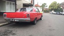 1969 VF Valiant hardtop Coogee Eastern Suburbs Preview