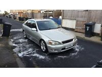 Lexus is200 sport 2003