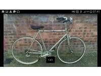 Classic Dutch style bike