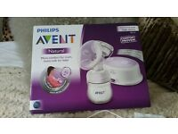 avent breast pump as new hardly been used due to lack of time bought in august 2016 philips avant