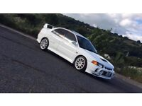 Mitsubishi Evo 4 - Evolution 4 - Top Spec - Not edition 30, gti, s3, bmw, 330, 335, vxr, subaru