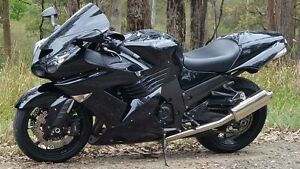 Kawasaki Ninja ZX1400 2011 Crows Nest North Sydney Area Preview