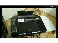 Epsom A4 copier/scanner/printer